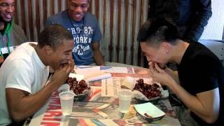 Rivalry Wing Eaters (McClymonds vs Oakland Tech) 2-19-12
