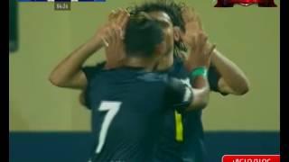 هدف انبي الاول في الزمالك مقابل 2 الدوري 31 اكتوبر 2016