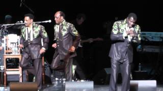 "Dennis Edwards & The Temptations ""Live"" At The Music Hall (Detroit)"