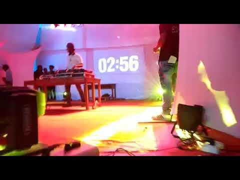 Aetuxx @ College of engg. Poonjar | Battle of DJs
