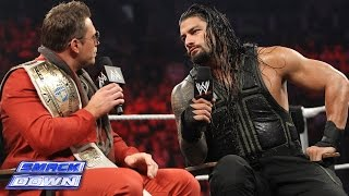 """MizTV"" with special guest Roman Reigns: SmackDown, August 15, 2014"