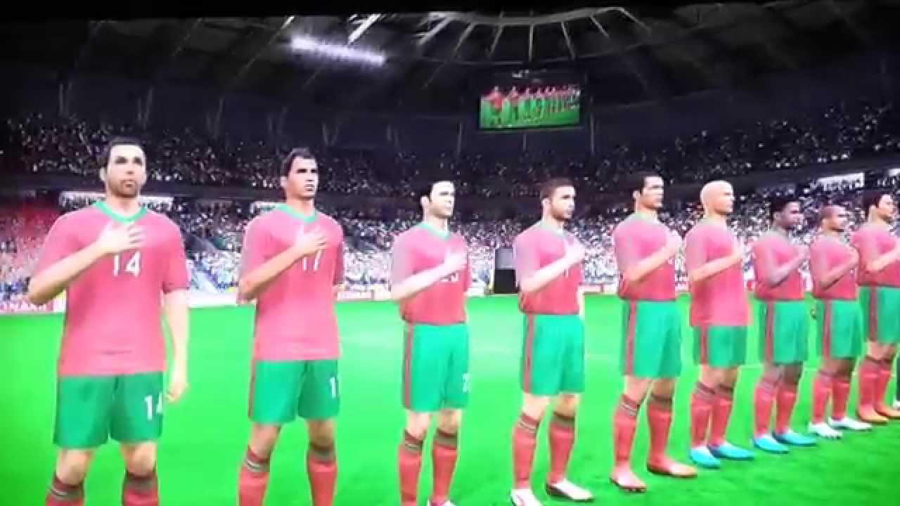 maroc vs algerie finale de la can 2015 pes 2014 youtube. Black Bedroom Furniture Sets. Home Design Ideas