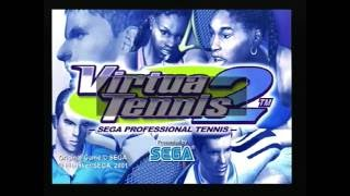 Virtua Tennis 2 Gameplay PS2