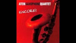 Atem Sax Quartet - Saxophobia