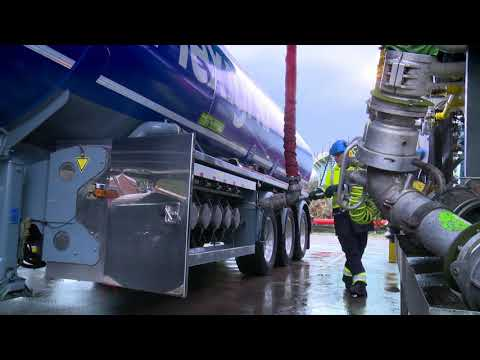 Safe loading of a Fuel Tanker (Greenergy)