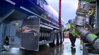 Safe loading of a Fuel Tanker (Greenergy)