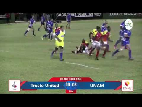 Namibia Premier League Rugby Finals 2019
