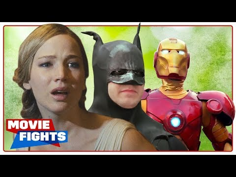 How to Kill Movies Forever - MOVIE FIGHTS!!