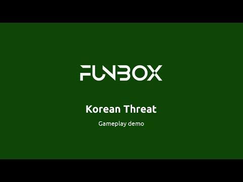 Demo de jogabilidade da fundação (ameaça coreana)