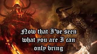 Visigoth Traitor's Gate Lyric Video