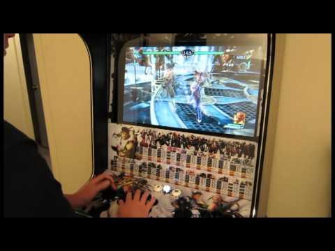 Street Fighter 4 Arcade Cabinet Jtag Xbox 360