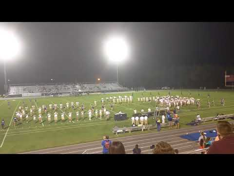 Arnold vs South Walton county band show(2)
