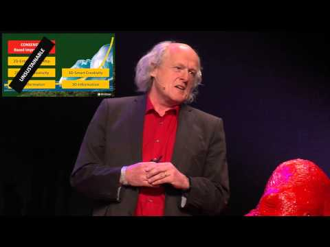 Behave -- brake for red monkeys | Jef Staes | TEDxUtrecht