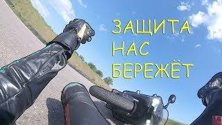 Краш тест | Обзор клетки Armor Bike