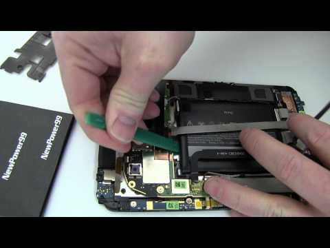 How to Replace Your HTC Flyer P510E Battery
