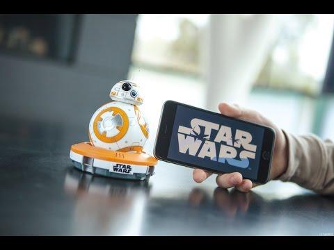 Gadget  0 Sphero BB-8 Droide Interattivo Star Wars
