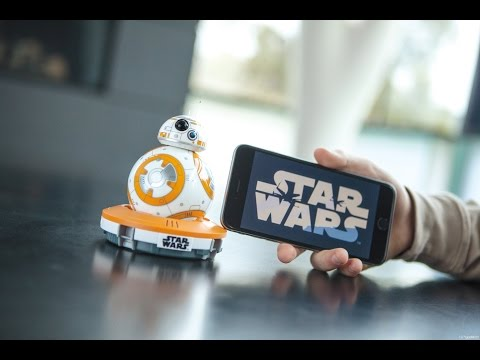 Sphero BB-8 Android app updated with voice command capabilities