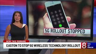 Easton Connecticut bans 5G technology rollout