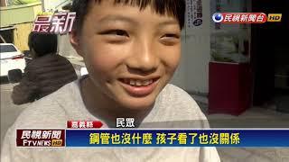 嘉義東石好熱鬧 36輛鋼管車沿街熱舞-民視新聞