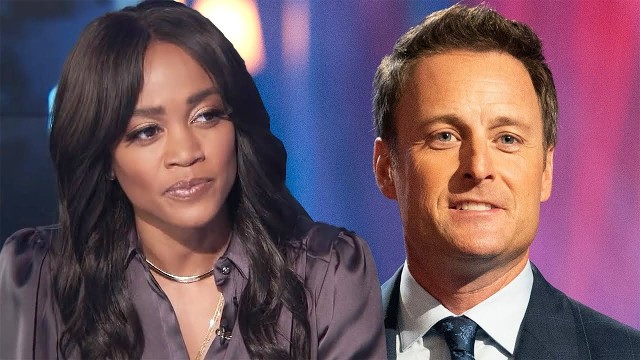 Rachel Lindsay Reacts to Chris Harrison Temporarily Stepping Away From The Bachelor