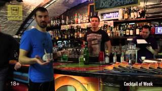 Bar Trip - Коктейль недели - #8 Gogol Green барин бар(http://www.youtube.com/user/bartripvideo?sub_confirmation=1 - Подпишись. Новые ролики два раза в неделю! https://www.facebook.com/BarTripRu ..., 2015-02-08T19:38:20.000Z)