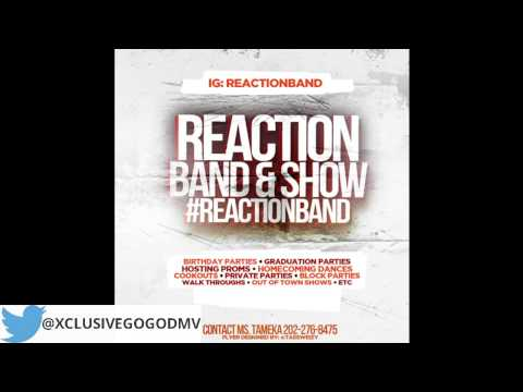 Reaction Band  We The Band