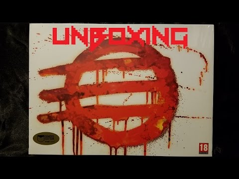 The Game Grinder - Hotline Miami Gamer's Edition Unboxing