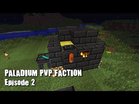 PvP Faction Moddé - Paladium | Episode 2 - Tinker et le Marteau duplicateur