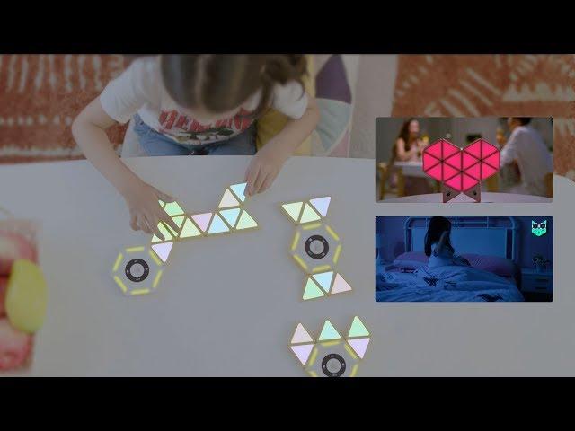 Smart Building Blocks Toy & Home Decoration ,Touch Change Colors Chameleon Blocks 1 Giveaway