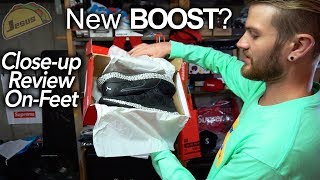 Puma Hybrid Runner: NEW BOOST? detailed close up look / review