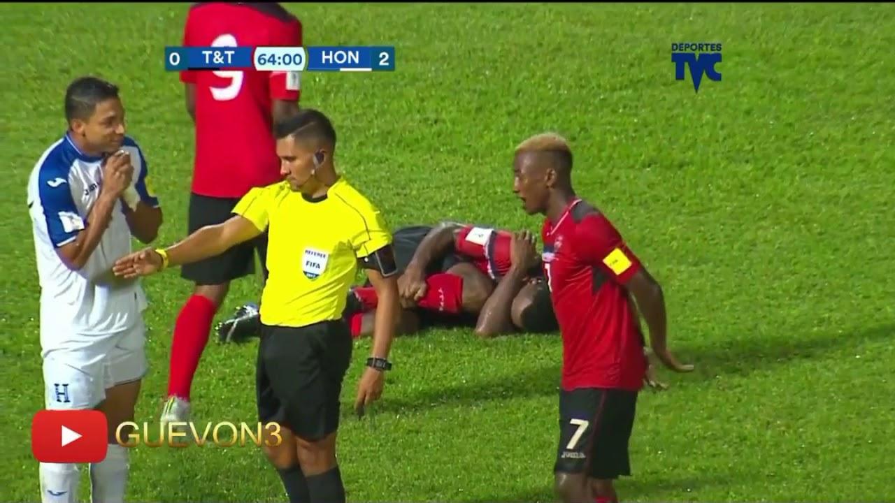 0b0c51976 Highlights - Trinidad and Tobago vs Honduras 2018 World Cup Qualifier