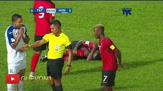 Highlights - Trinidad and Tobago vs Honduras 2018 World Cup Qualifier