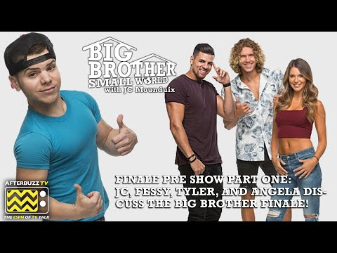 Big Brother Finale Pre Show PART ONE W/ JC, Fessy, Tyler & Angela