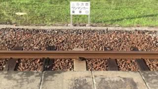 【和歌山線】千旦駅 20160926
