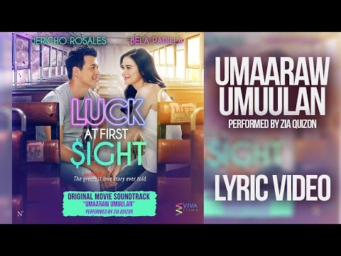 Zia Quizon - Umaaraw, Umuulan (Lyric Video) | Official Movie Theme Song of
