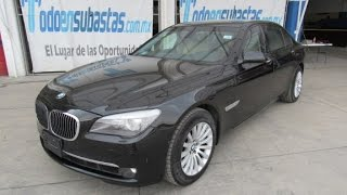2010 BMW 7-Series High Security Videos