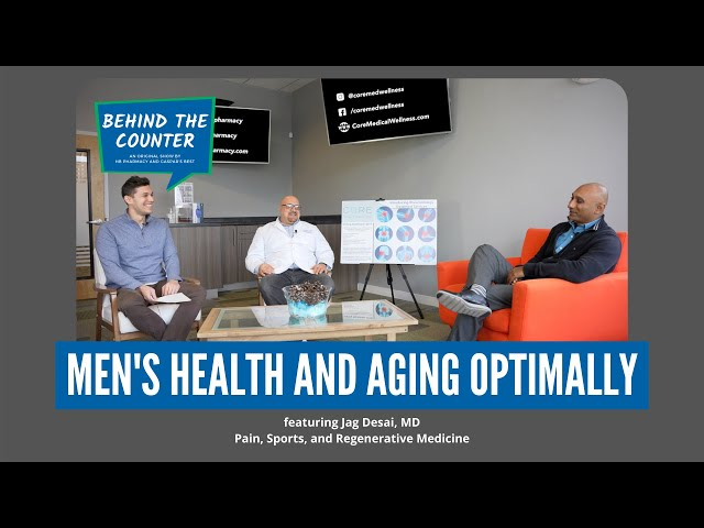 Men's Health And Aging Optimally