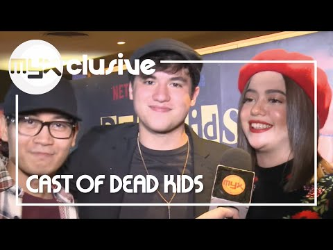 "Cast Of ""Dead Kids"" On Being The First Netflix Film From PH 