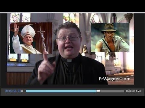 Pope John Paul II: Action Hero!