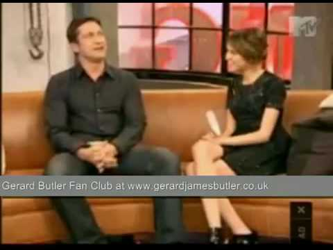Gerard Butler Threesome Interview