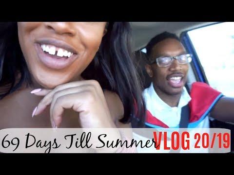 DAY 20/19 | CHRIS GRADUATES! + I'M ADDICTED TO CARBS | 69 DAYS TILL SUMMER
