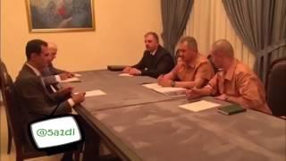 وزير الدفاع الروسي يزور مزرعته في سوريا بشكل مفاجئ