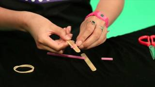 Repeat youtube video Sains Seru: Membuat Alat Musik Sederhana