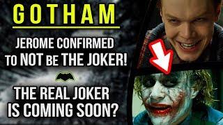 Jerome BEVESTIGD dat het NIET De Joker door Cameron Monaghan & David Mazouz Uitgelegd!