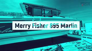 ОБЗОР Merry Fisher 895 Marlin