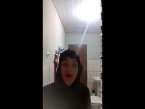 فيديو مضحك لشاب حاول امساك بجرذ نهاية مضحكة