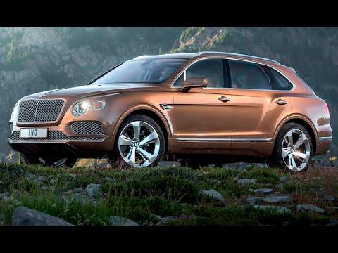 Bentley SUV Bentayga Commercial Official World Premiere Bentley SUV ...