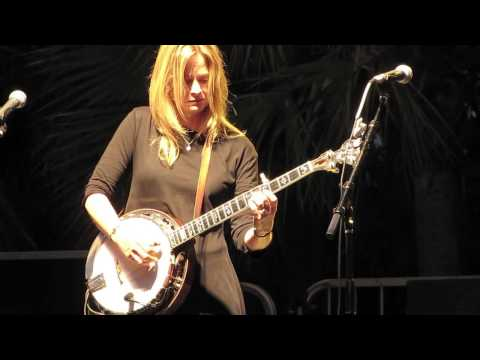 Alison Brown Solo Banjo