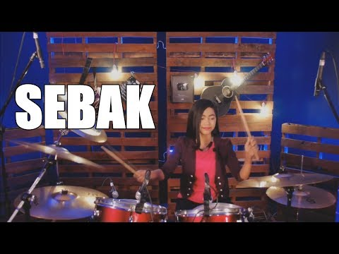 UKAYS - Sebak Drum Cover by Nur Amira Syahira