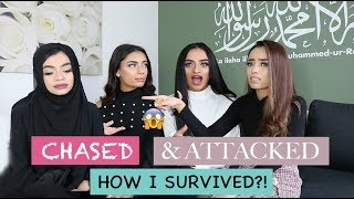 NEARLY KILLED BY AN OBSESSED MARRIED STALKER | not click bait | story time